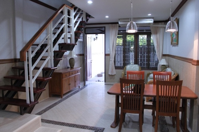 Thonglor BTS New Townhouse In An Excellent Location Walking